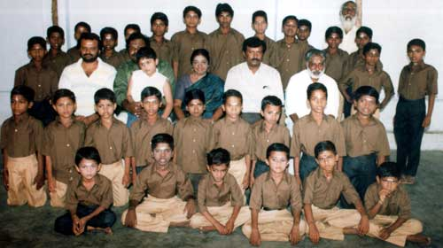 Sadhu Sadhananda Seva Gurukulam Home for Destitute Children
