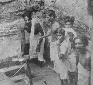 Nazhikkinaru in the 1940's