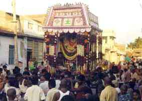 Tirukkalyana wedding festival