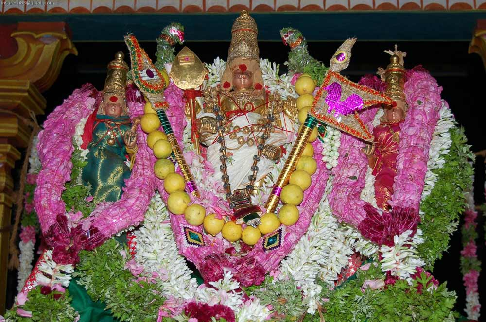 Arulmigu Subrahmanya Swami Tirukkovil, Tiruchendur