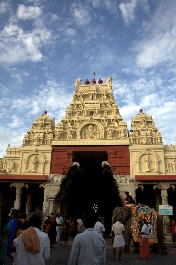Tiruchendur Kanda Sasti Mandapam