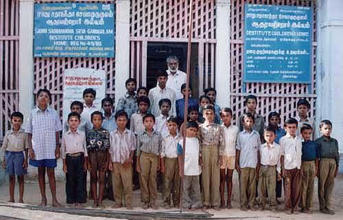 Sadhu Sadhananda Seva Gurukulam Home for Destitute Children, Tiruchendur