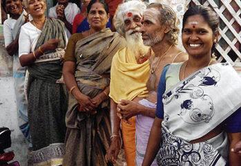 Śrī Murugānanda Sangeeta Tiruppukazh Sabha members