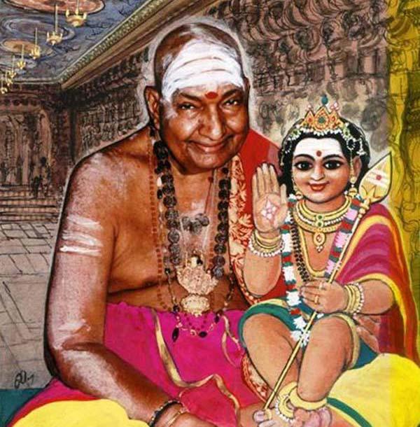 Kripananda Variar